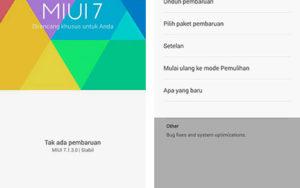 Xiaomi MIUI Updater
