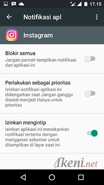 Mematikan fitur Background App Android