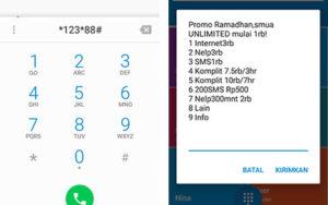 Paket Ramadhan Indosat Ooredoo SMS Nelpon Internet Unlimited