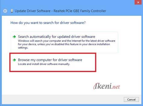 Update Driver WiFi 1