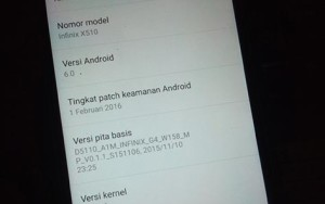 Tutorial Flashing Infinix Hot 2 (Stock ROM Android One