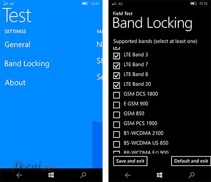 Mau Lock Jaringan 4G/3G di Windows 10 Mobile? Gunakan 2 Cara ini